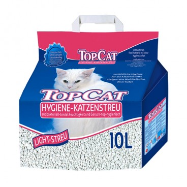 Top cat nisip igienic Light 10 L