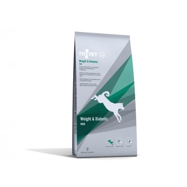 Trovet Weight & Diabetic Caine 12,5 kg