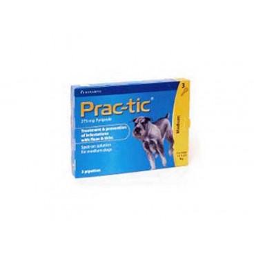 Prac-tic M (11-22 kg) 275 mg- 3 pipete