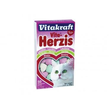 Vitakraft Vita Herzis Pisica 50 g