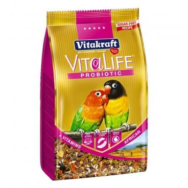 Meniu Agapornis African Vitakraft Vita Life 650 g