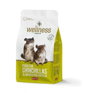 Wellness Hrana Chinchilla 1 kg
