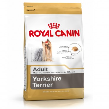 Royal Canin Yorkshire Terrier Adult- prezentare ambalaj