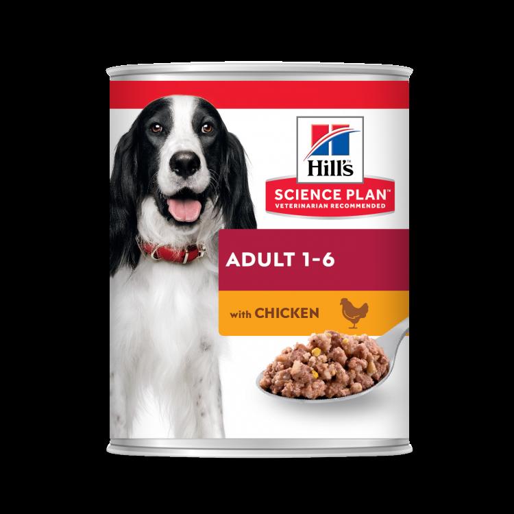 Hill's SP Adult hrana pentru caini cu curcan 370 g