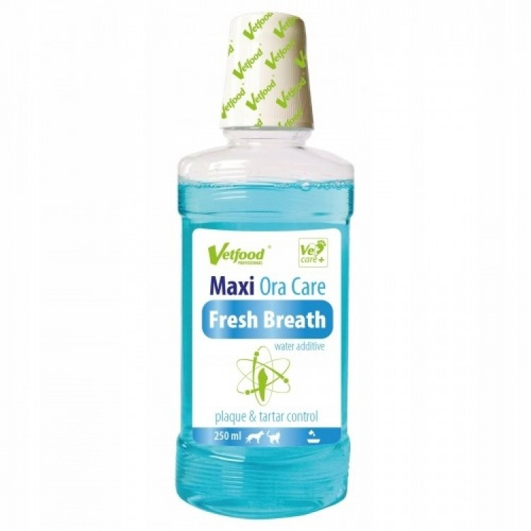 VetFood-MAXI OraCare-Fresh Breath, 250ml