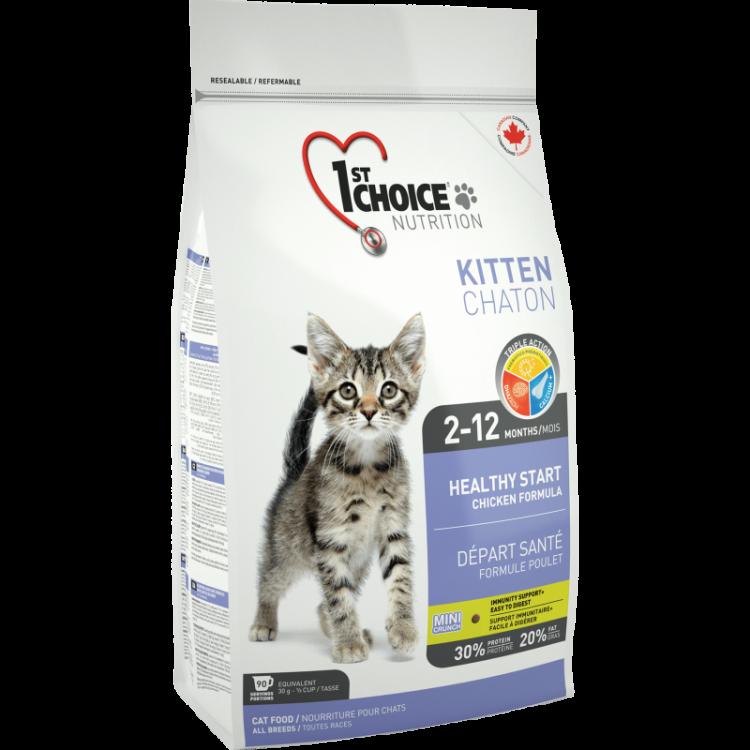 1St Choice Cat Kitten, 10 Kg