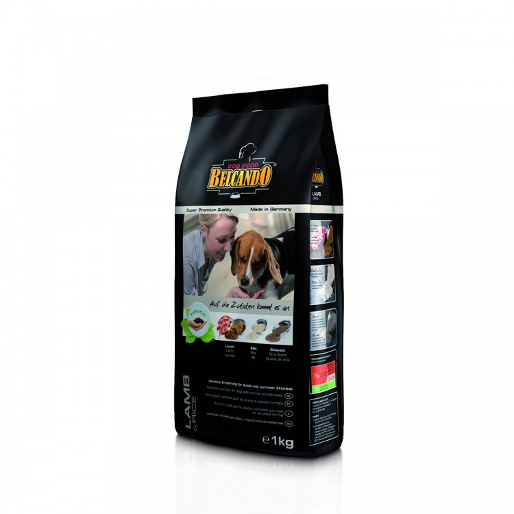 Belcando Dog Adult Lamb & Rice 1 Kg