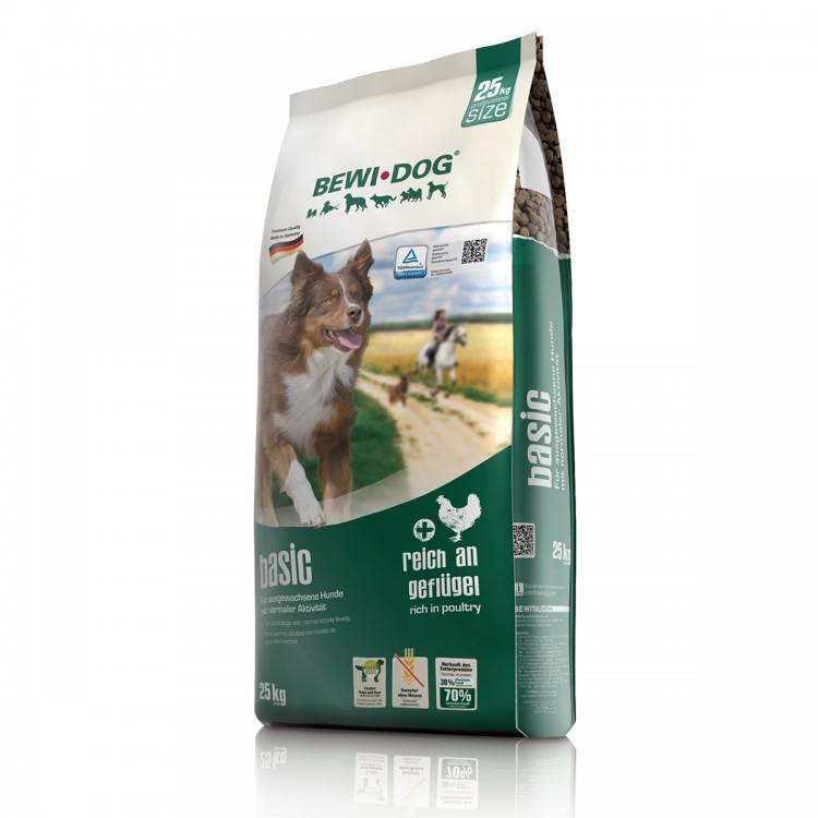 Bewi Dog Basic Croc 12,5 Kg