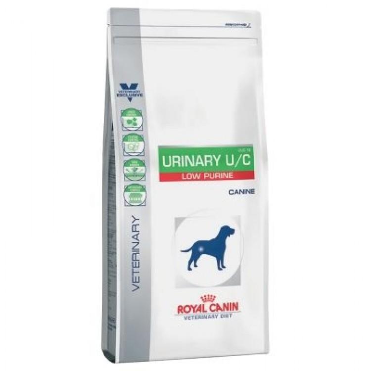Royal Canin Urinary U/C Dog Low Purine
