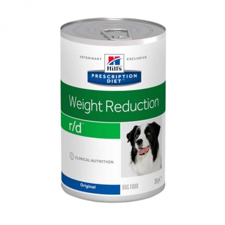 Hill's PD r/d Weight Reduction hrana pentru caini 350 g
