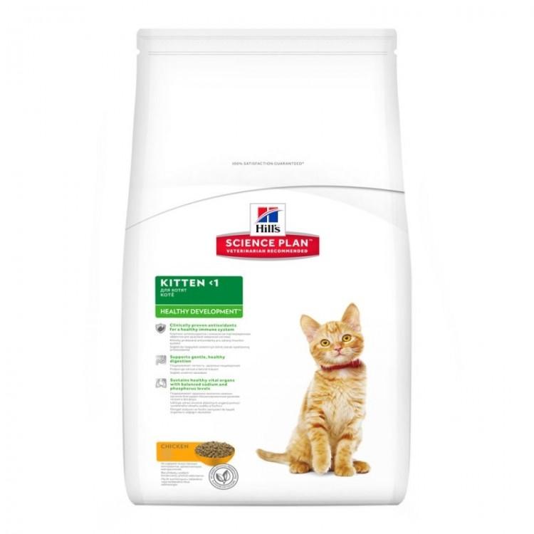 Hill's SP Kitten Healthy Development hrana pentru pisici cu pui 10 kg