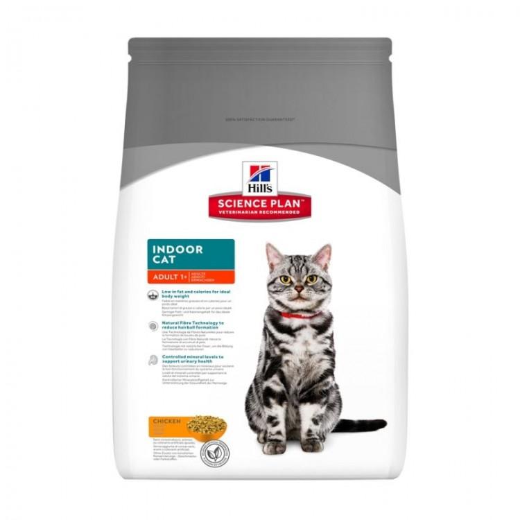 Hill's SP Adult Indoor Cat hrana pentru pisici 1.5 kg