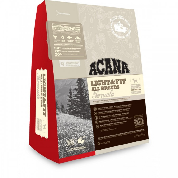 Acana Dog Light & Fit 13 kg - PetMart Pet Shop Online