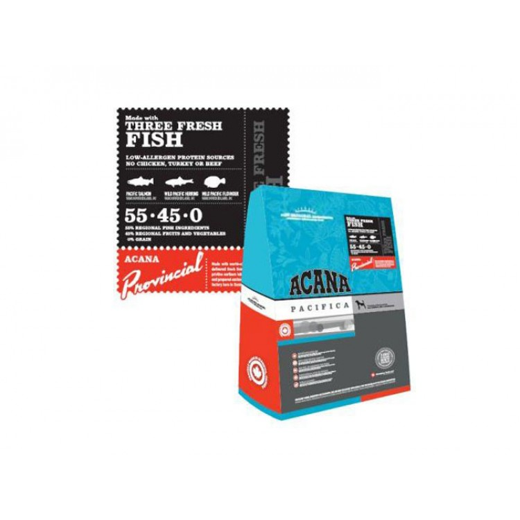 Acana Dog Adult Pacifica 13.5 kg - PetMart Pet Shop Online
