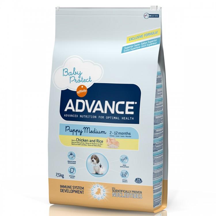 Advance Dog Medium Puppy Protect 7.5 kg