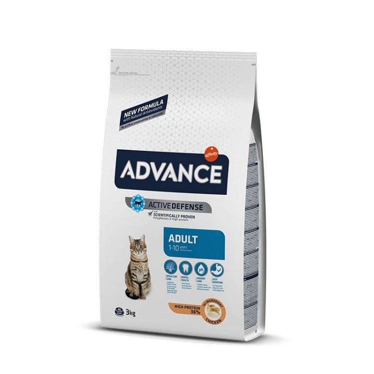 Advance Cat Pui & Orez, 3 kg