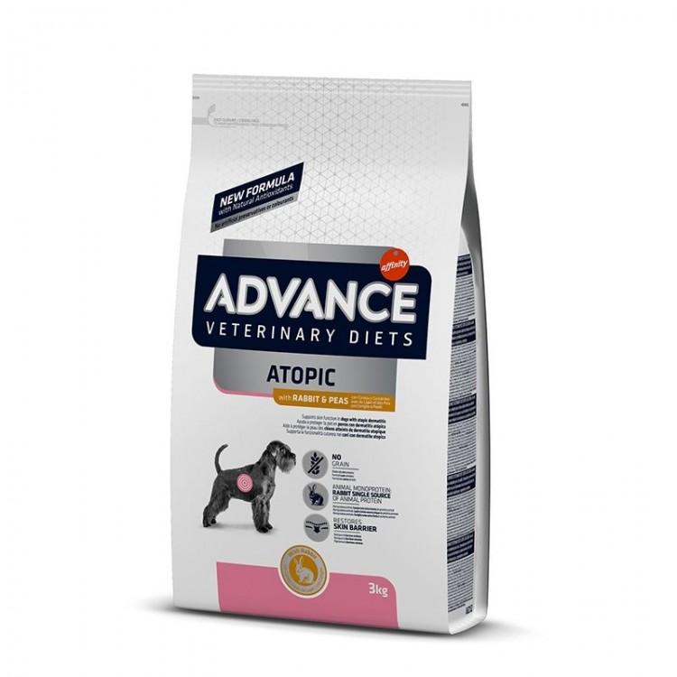 Advance Dog Atopic No Grain cu Iepure, 3 kg