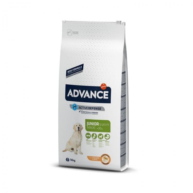 Advance Dog Maxi Junior, 14 kg