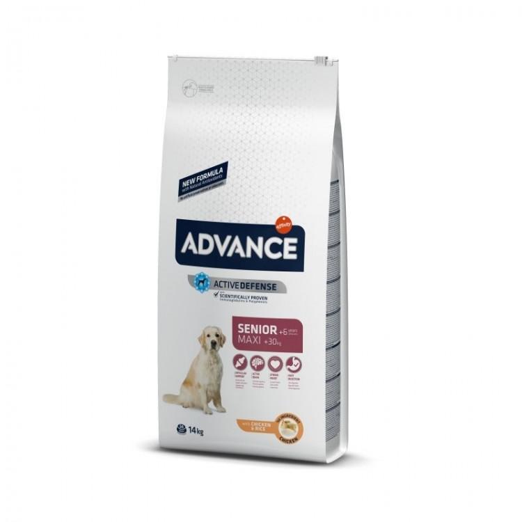 Advance Dog Maxi Senior, 14 kg