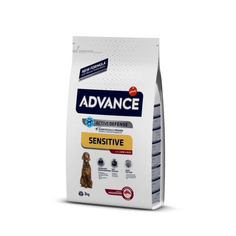 Advance Dog Miel & Orez, 3 kg