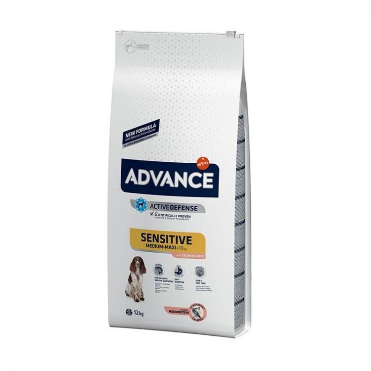 Advance Dog Puppy Sensitive, 12 kg