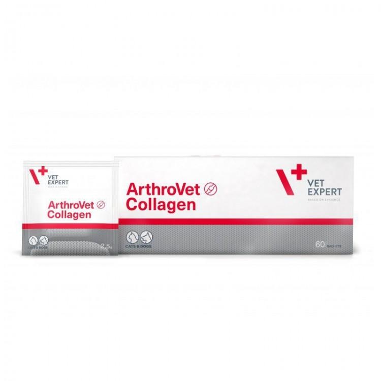 ArthroVet Collagen II 2.5 g, 60 plicuri