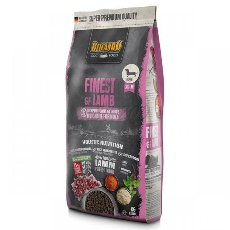 BELCANDO Finest Grain Free, 12.5 KG