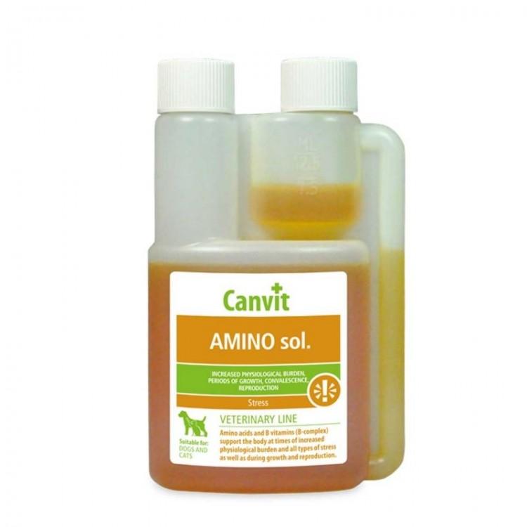 Canvit Amino Solutie Pro PSY, 125 ml