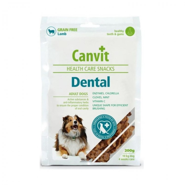 Canvit Health Care Dental Snack, 200 g