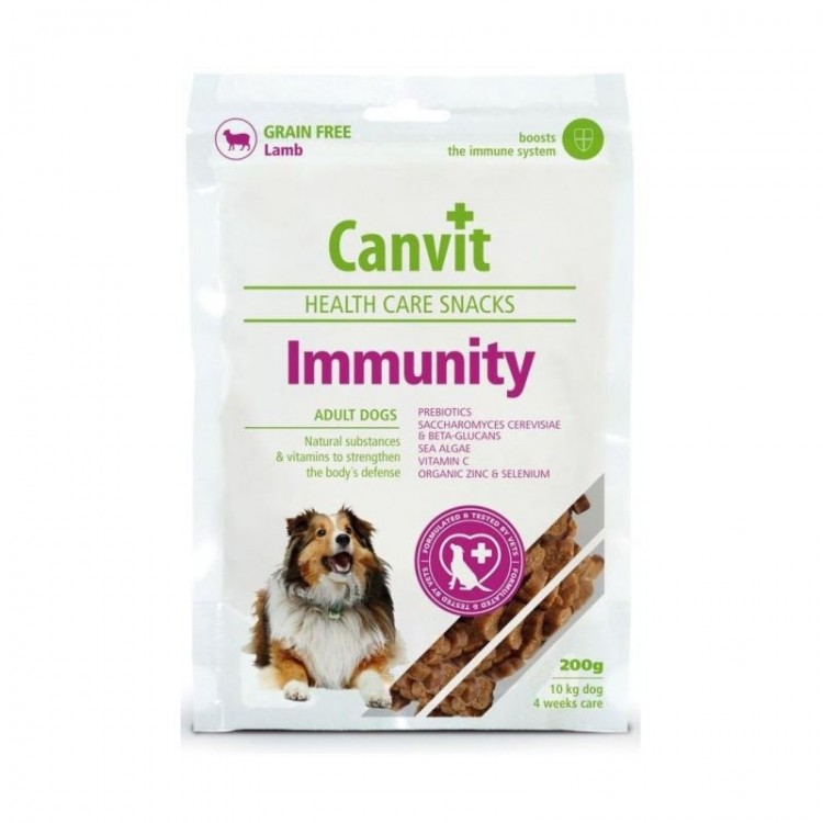 Canvit Health Care Immunity Snack, 200 g