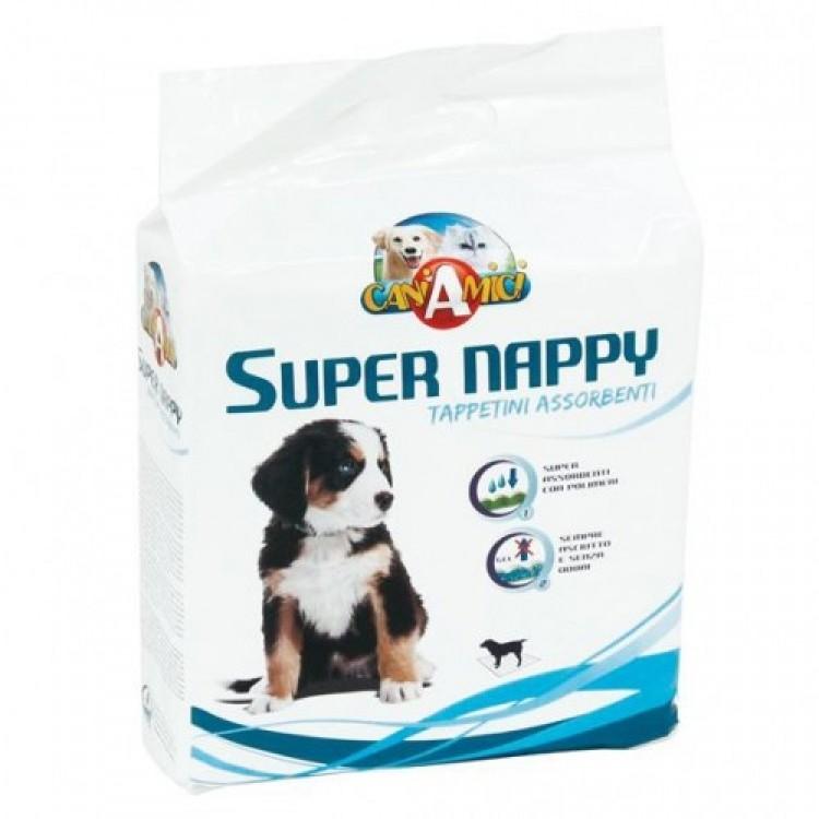 Chiloti caini, Super Nappy XL, 10 buc