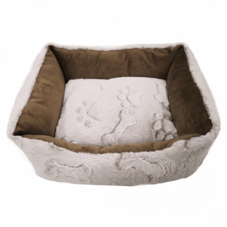 Culcus dreptunghiular caini, Enjoy, 53x43x18 cm