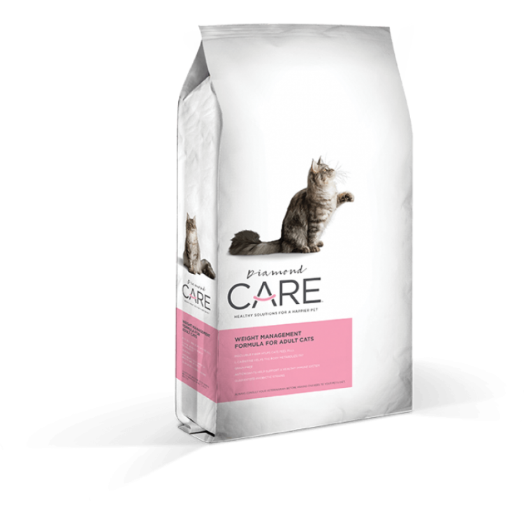 Diamond Care Weight Management Formula Adult Cats, 6.8 Kg