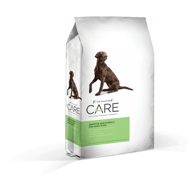 Diamond Care Sensitive Skin Formula Adult Dogs, 11.34 Kg