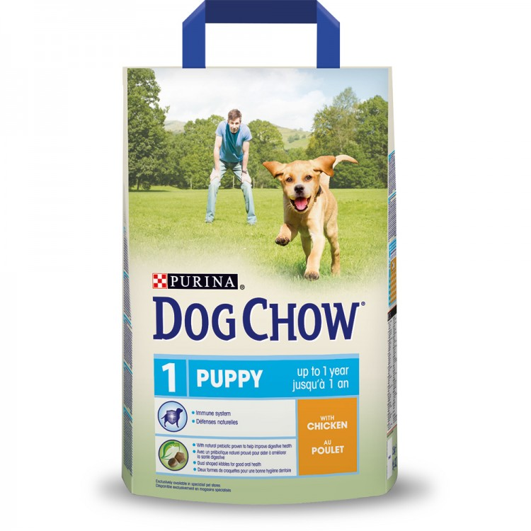 Dog Chow Puppy Chicken 14 kg