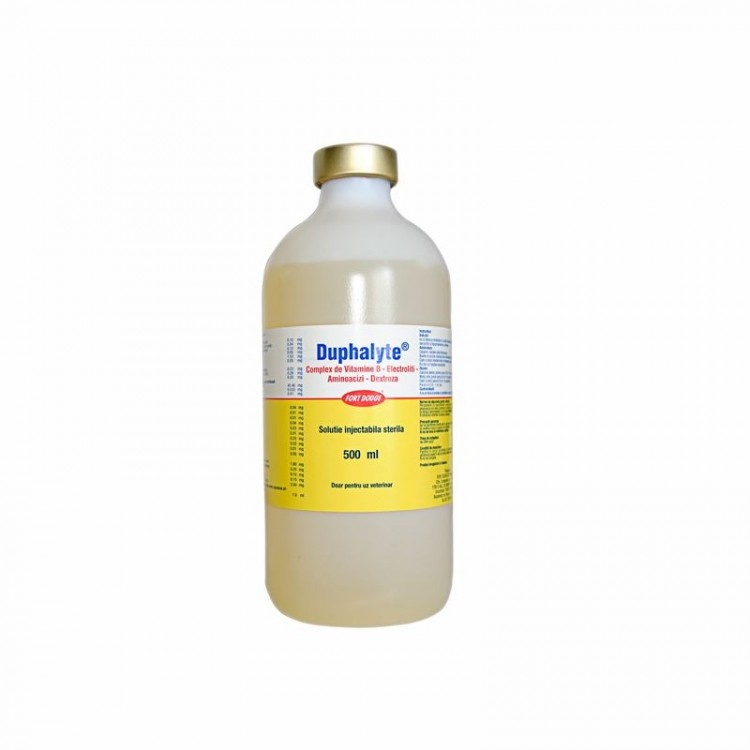 Duphalyte solutie perfuzabila, 500 ml