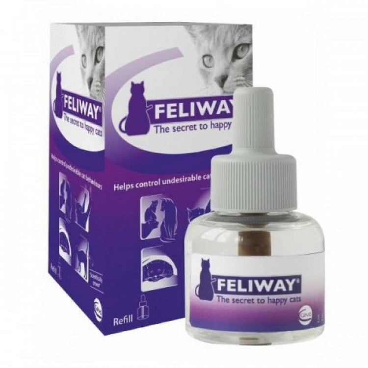 FELIWAY - REZERVA DIFUSER VAPORIZATOR 48ML