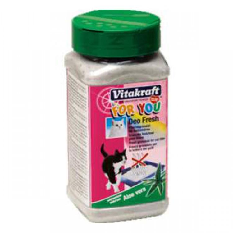 Odorizant Pisici For You Aloe Vera 720 g