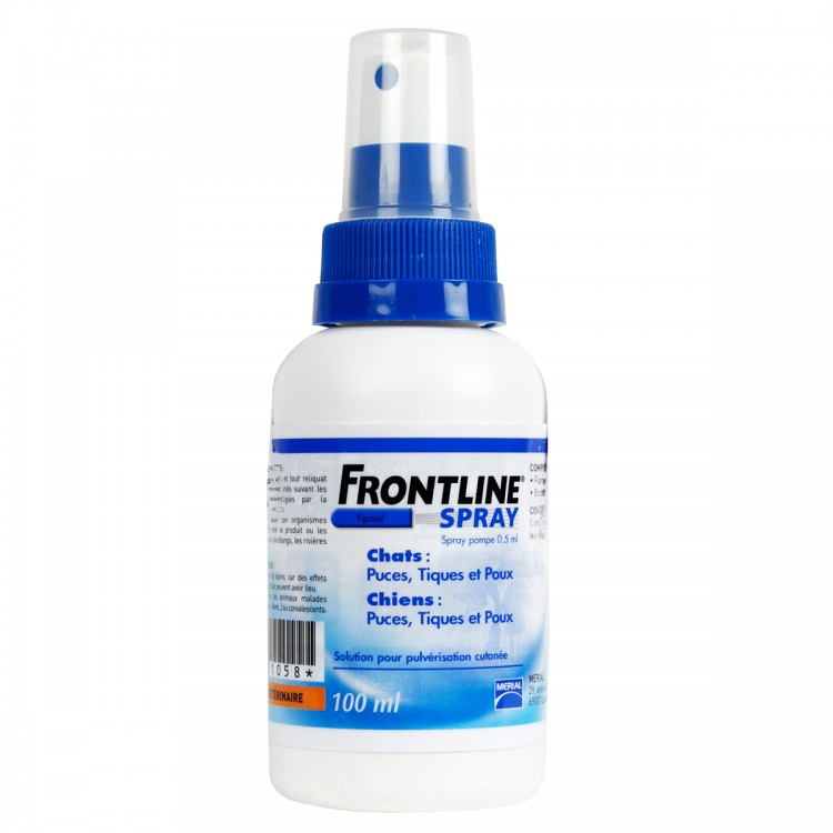 Frontline Spray Antiparazitar 100 ml