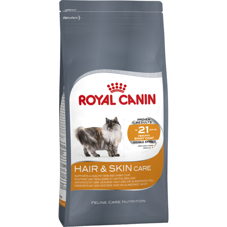 Royal Canin Feline Hair&Skin Care 10kg