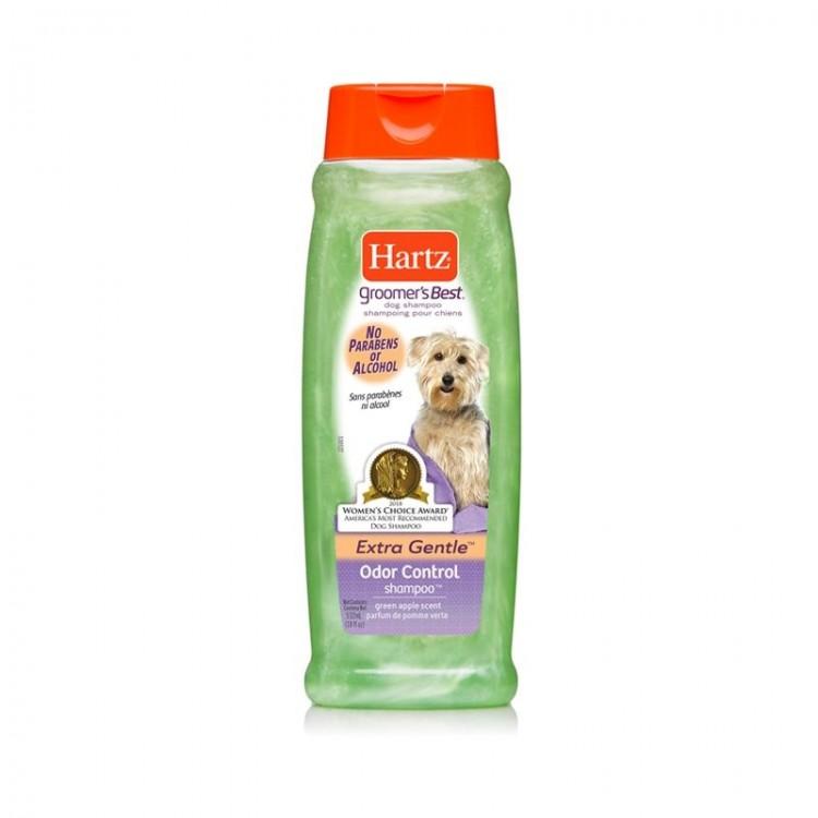 Hartz GB Odor Control pentru Caini, 532 ml