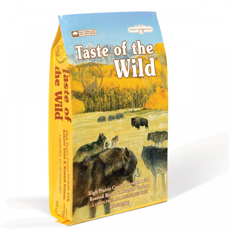 Taste of the Wild - High Prairie Canine Formula - 6 kg