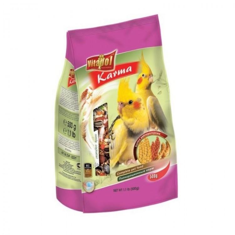 Hrana completa nimfe Vitapol, 2.2 kg