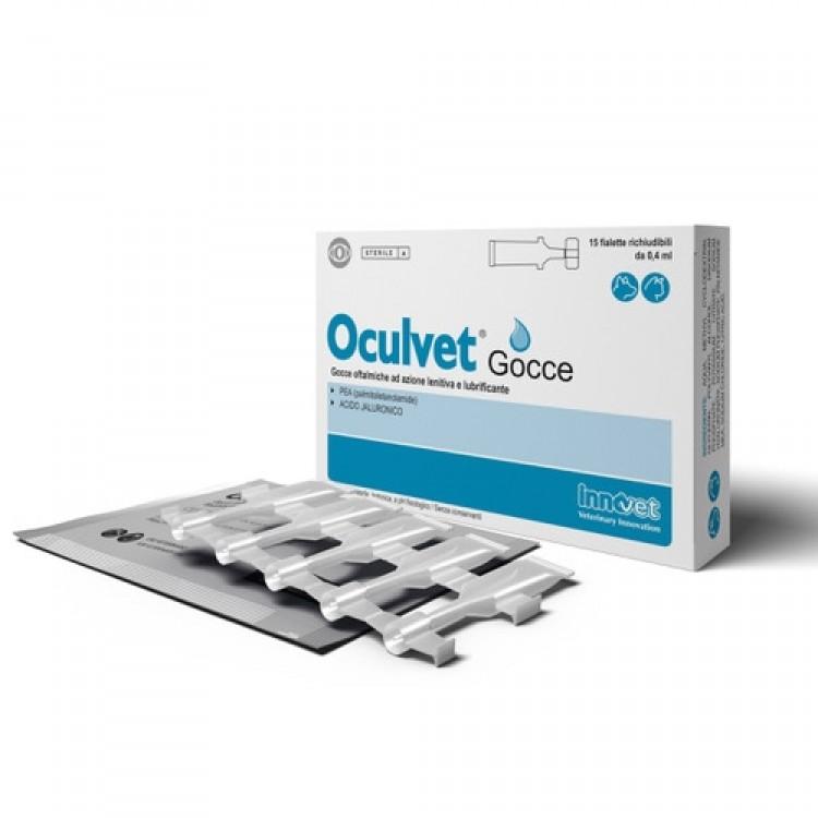 Innovet Oculvet Lacrimi Artificiale, 15 x 0.4 ml