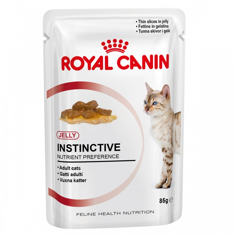 Royal Canin Instinctive in Jelly plicuri