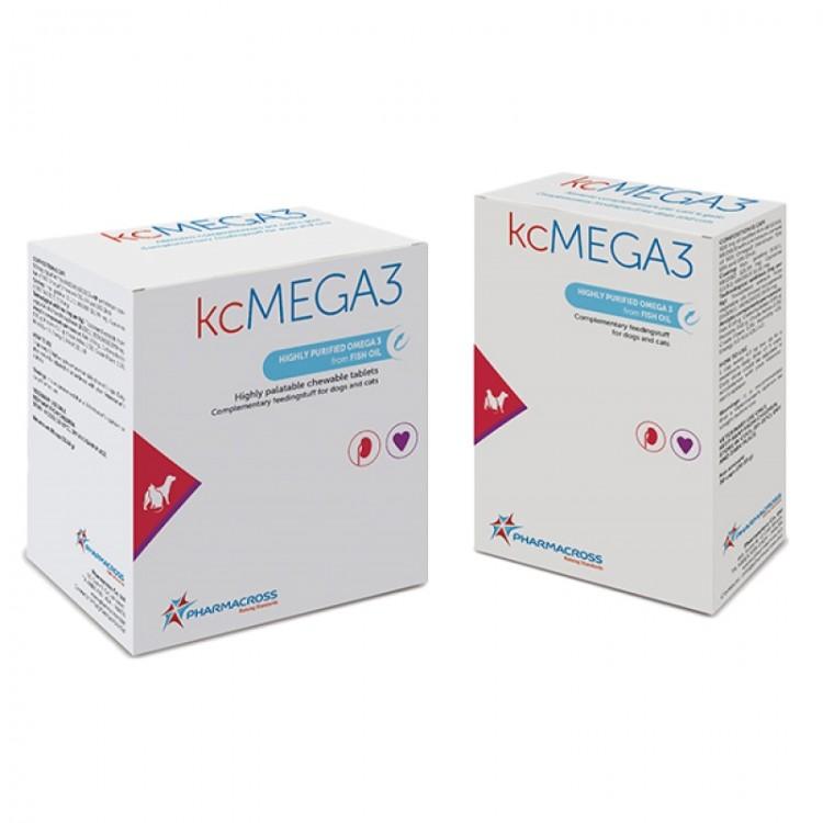 Supliment Omega 3, kcMEGA3, 80 cps