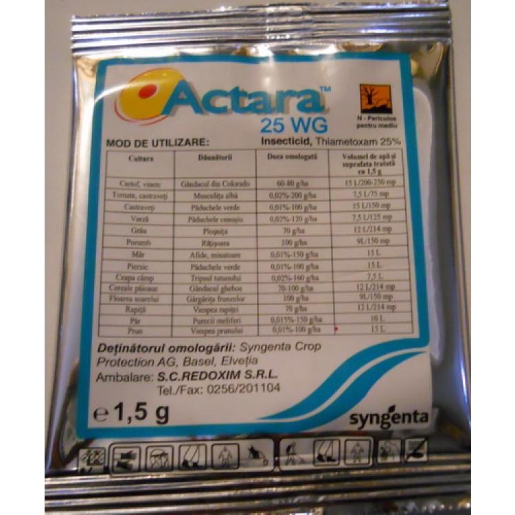 ACTARA 25 WG - 1,5 GR