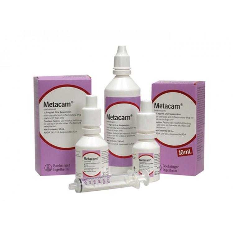 Metacam 3 ml antiinflamator nesteroidian pentru pisici si caini mici