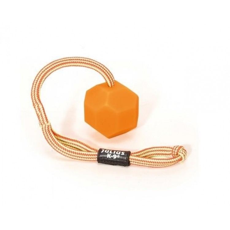 Minge IDC silicon cu sfoara si maner, portocalie, 60 mm