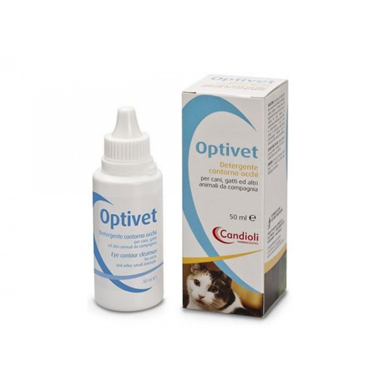 Optivet solutie oftalmica 50 ml